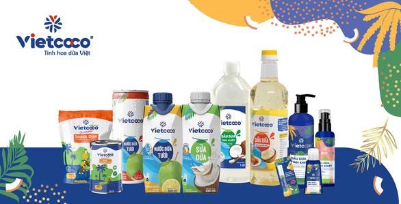Thay đổi hệ thống nhận diện thương hiệu Vietcoco (2)