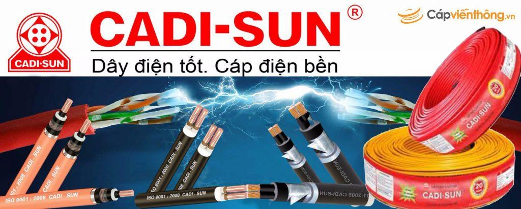 - Trở lại vụ việc Tranh chấp nhãn hiệu Cadi Sun và Cadivi