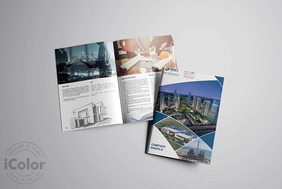 Thiết kế profile Công ty Cường Anh Thịnh
