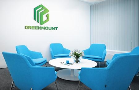 Thiết kế logo Công ty TNHH GREENMOUNT
