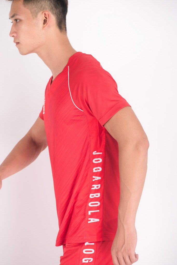 mokup áo phông bóng đã Jogarbola