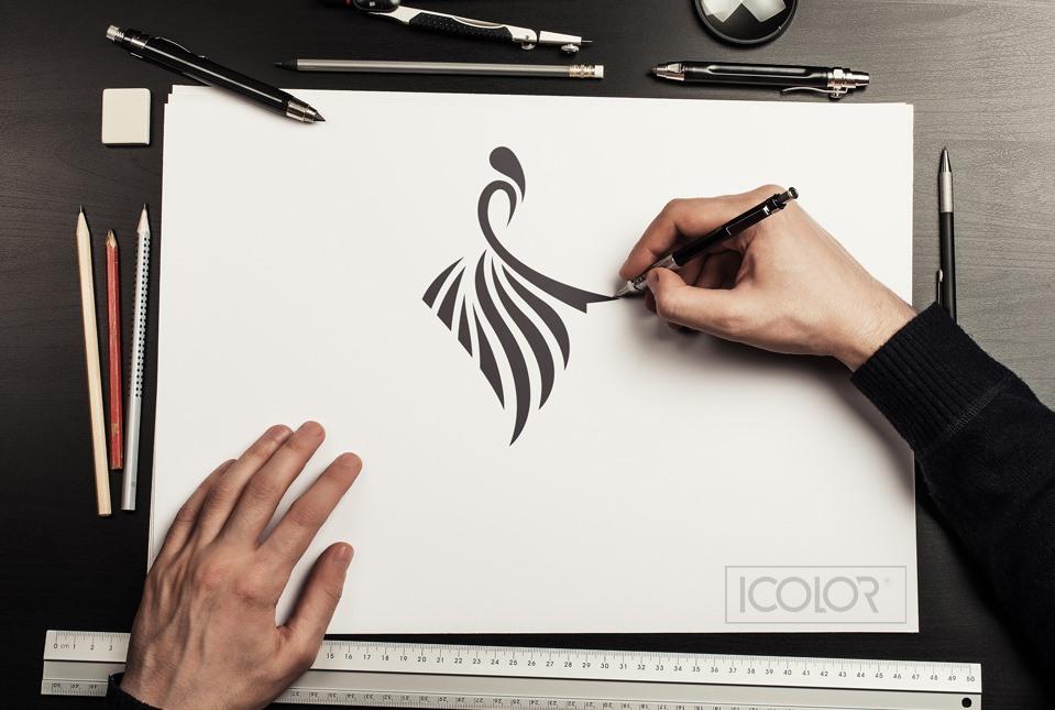 Thiết kế logo Thương hiệu thời trang nữ NEW EDNA