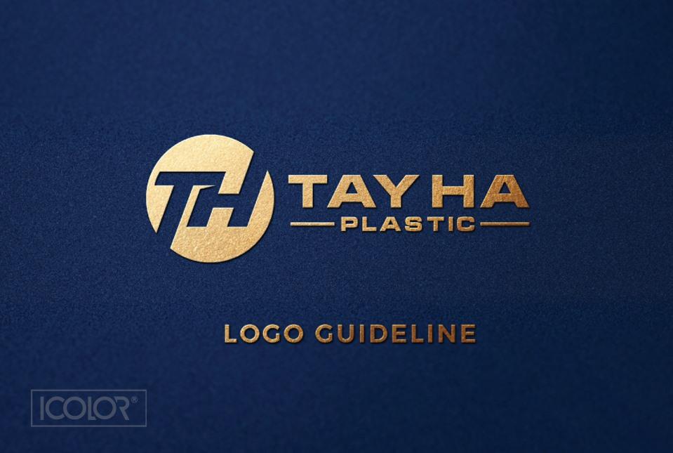 Thiết kế logo Công ty TNHH Nhựa Tây Hà