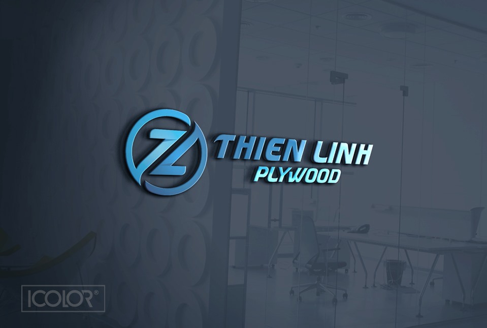 Thiết kế logo Công ty SXTM và DV Thiện Linh