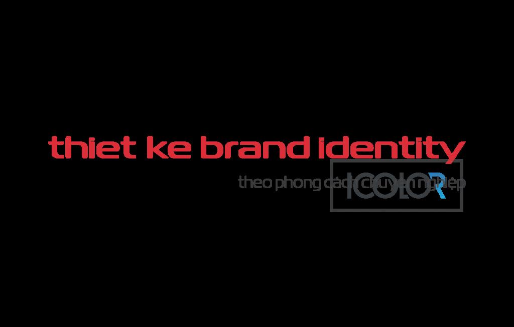 iColor thiết kế nhận diện thương hiệu theo phong cách chuyên nghiệp