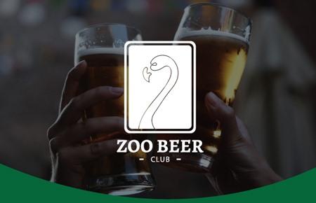 Thiết kế logo Chuỗi nhà hàng ZOO BEER