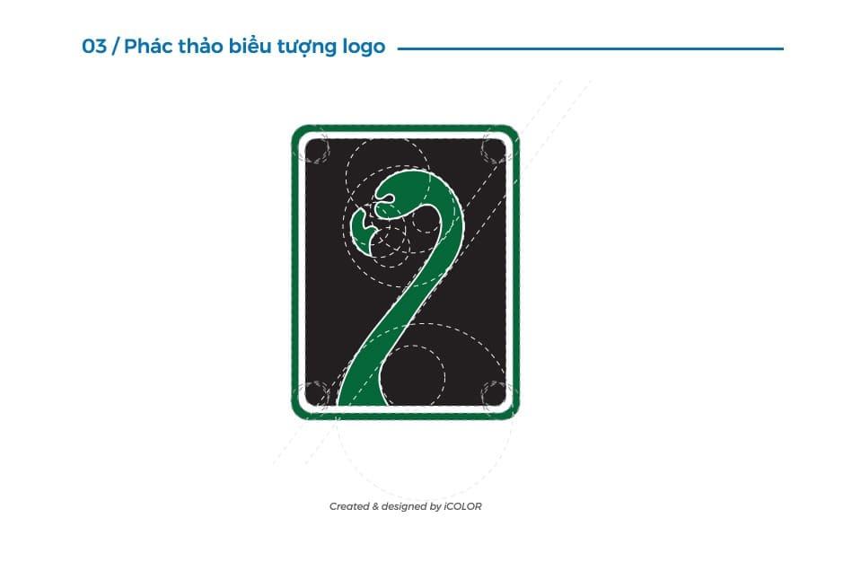 Phác thảo biểu tượng logo