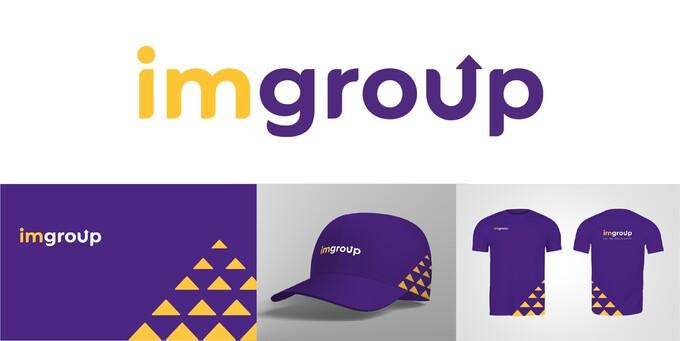 Bộ nhận diện thương hiệu mới của IM Group