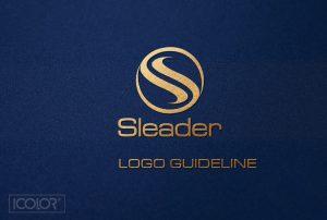 Thiết kế logo Viện Nghiên cứu Phát triển Lãnh đạo Chiến lược SLEADER