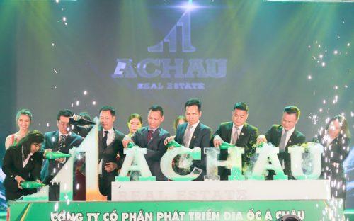 Địa ốc Á Châu công bố bộ nhận diện thương hiệu mới ở tuổi lên 5.