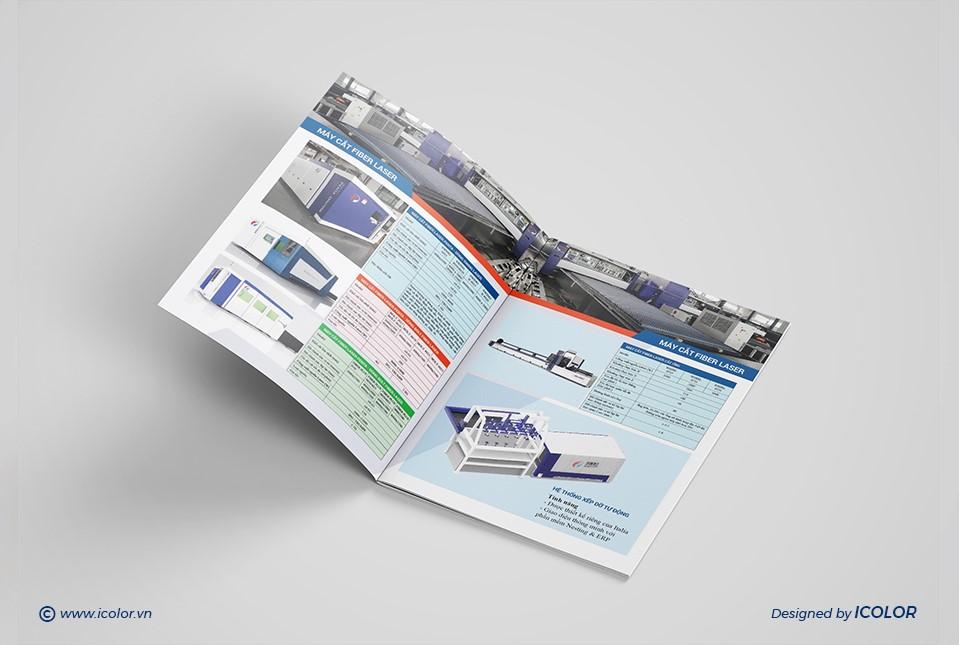 Thiết kế profile CTCP Đầu tư Công nghệ EMC