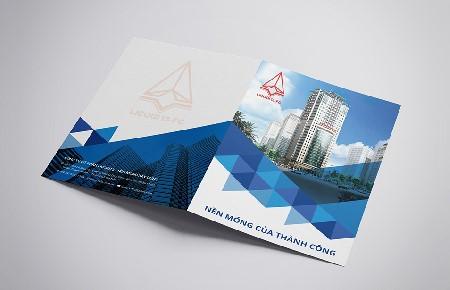 Thiết kế profile Công ty CP Licogi13 - Nền móng Xây dựng