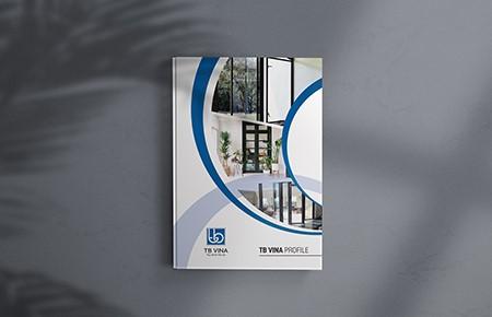 Thiết kế profile Công ty TB VINA