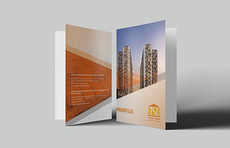 Thiết kế profile Công ty Thanh Bình