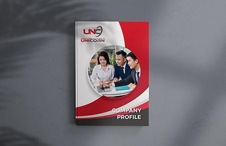 Thiết kế profile Công ty UNICORN