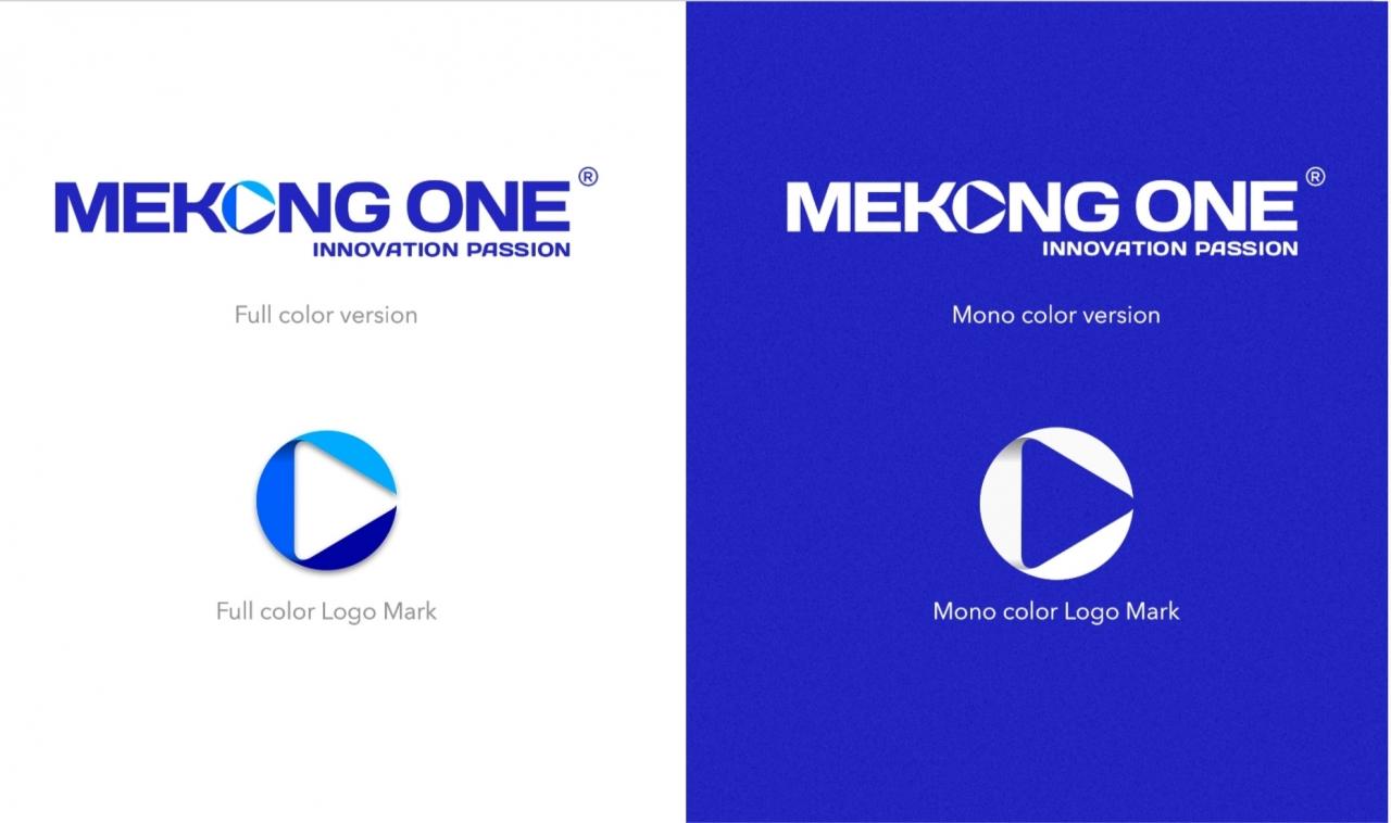 Bộ nhận diện mới của Mekong One và hệ thống thành viên