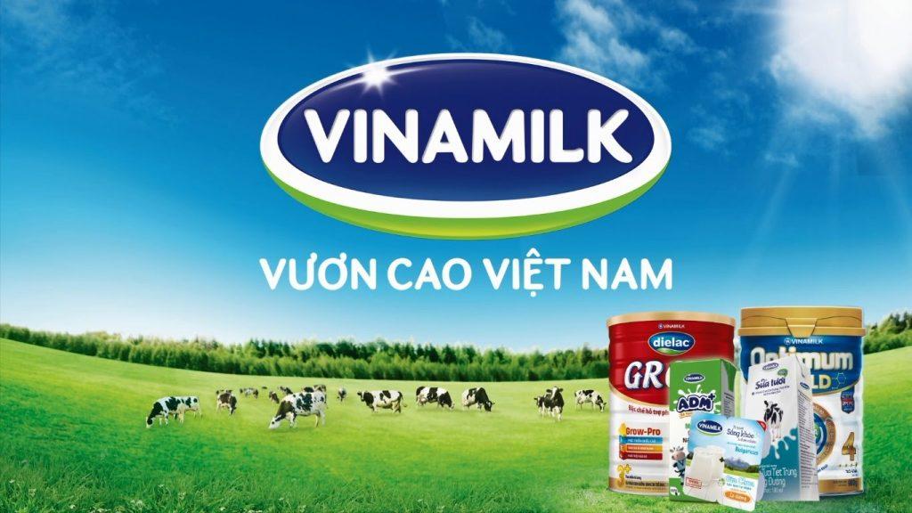 Chiến lược marketing của Vinamilk – Product (Ảnh: Vinamilk)