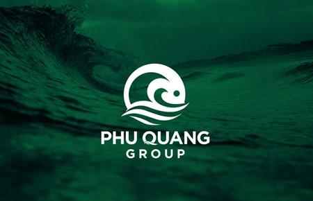Thiết kế logo Công ty SXTM Phú Quang Group