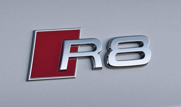 Logo Audi R8