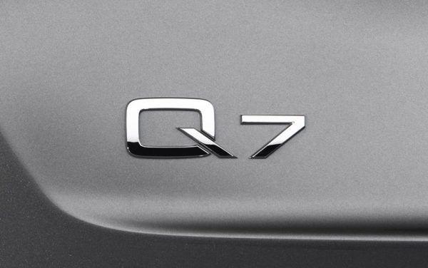Logo Audi Q7