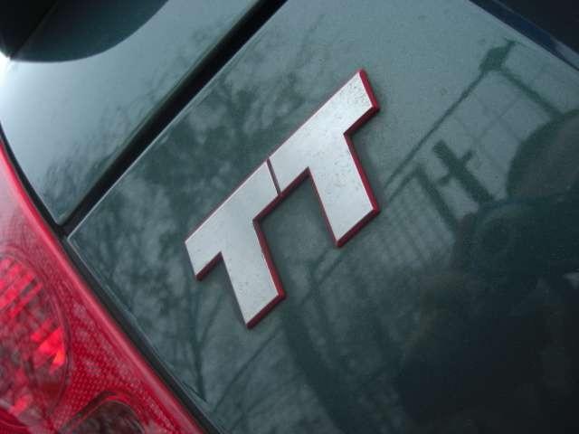 Logo Audi TT