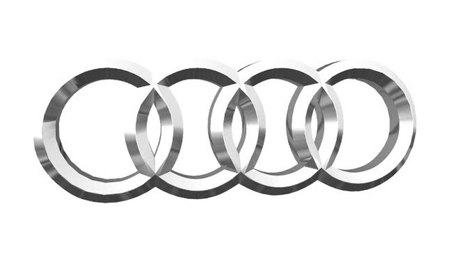 Màu Sắc của Logo Audi